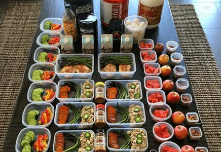 Combien de repas en musculation