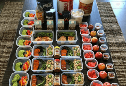 Combien de repas doit-on faire en musculation pour