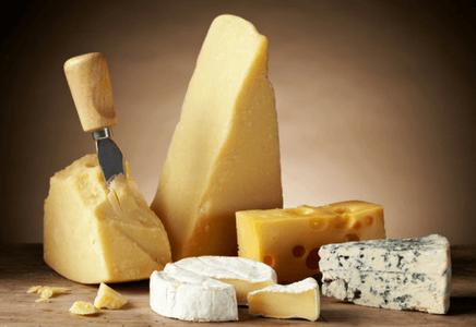 Le fromage en musculation
