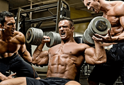 Charge maximale en musculation