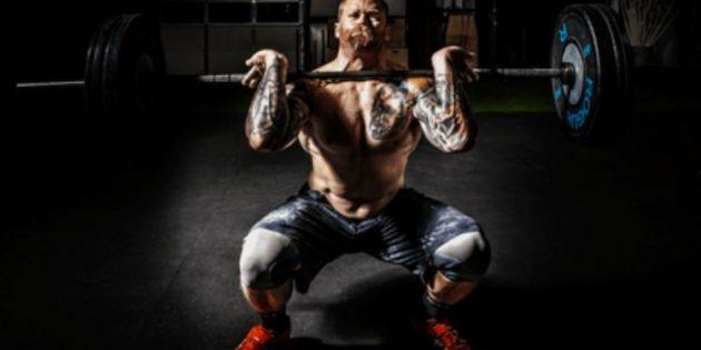 Sécher du ventre avec la musculation