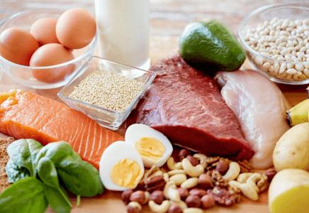 Quelle quantité de protéine dans la journée