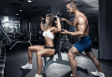 Exercice en dégressif pour prise de masse