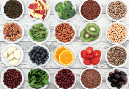 L'alimentation d'un végétarien en musculation