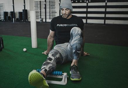 Récupération des muscles après effort