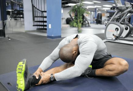 Récupération musculaire prise de masse