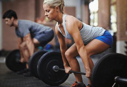 Exercice pour sécher et préserver les muscles