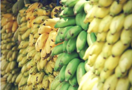 La banane et la musculation