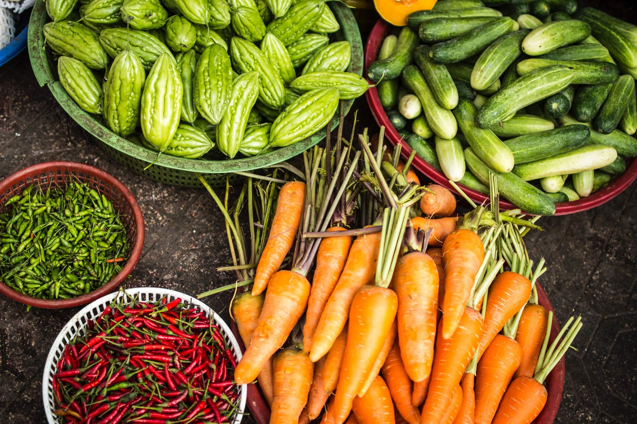 Quels sont les avantages des légumes dans la pratique de la musculation ?