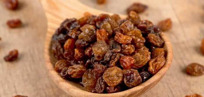 Raisins secs et musculation : Quel  lien entre les deux?