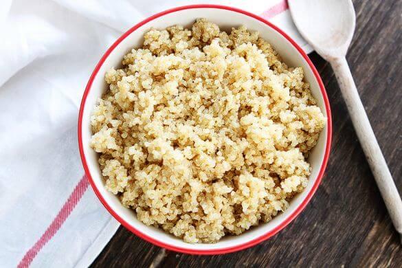 Les bienfaits du quinoa en musculation
