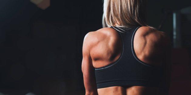 Prendre de la masse musculaire pour une femme