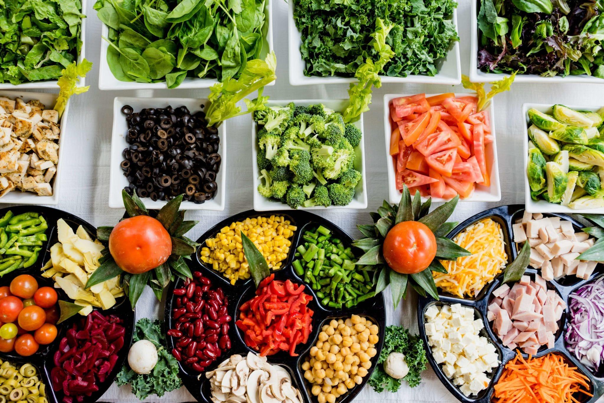 Le régime alimentaire adapté pour un homme de 40 ans