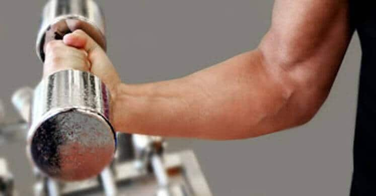 Comment bien muscler les poignetsen musculation ?