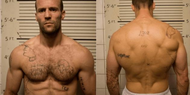 Tout savoir sur l'entraînement de musculation de Jason Statham !