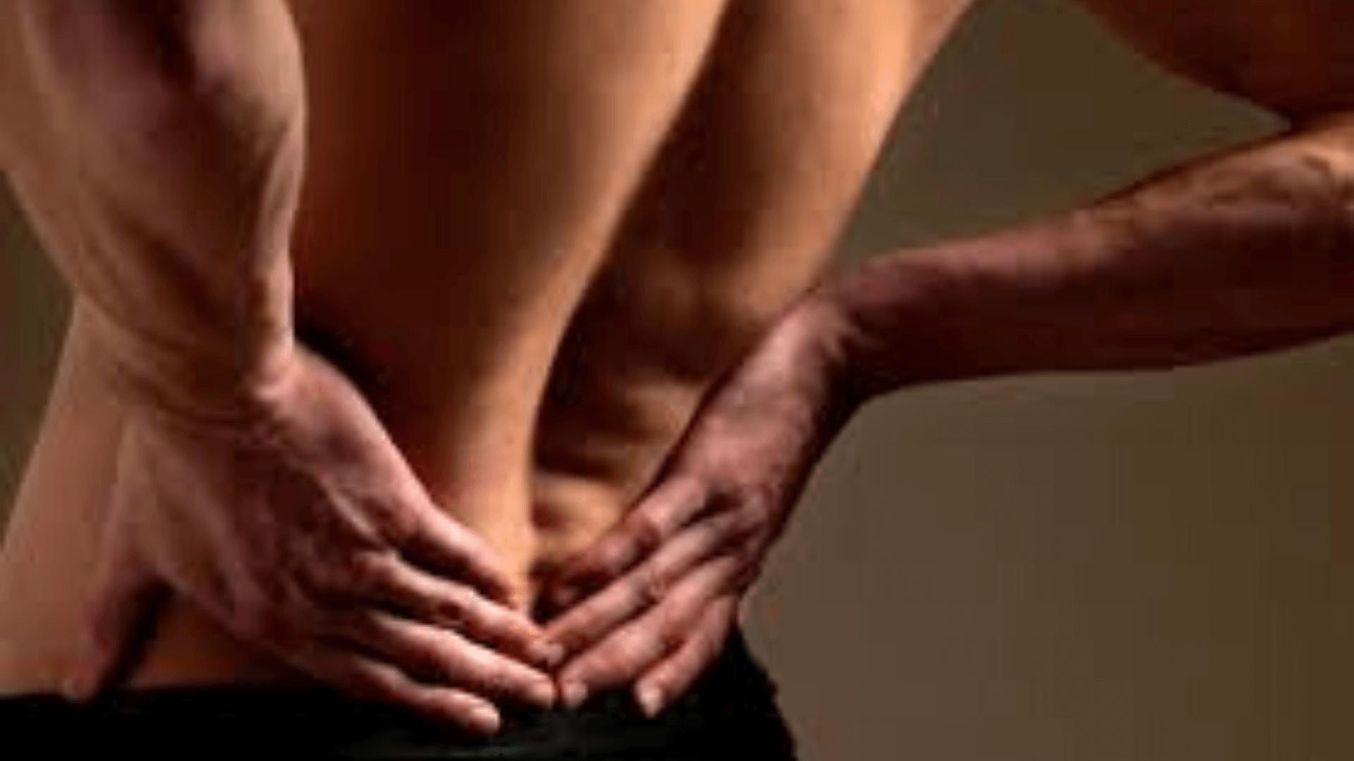 Musculation : Courbatures au dos, comment y remédier ?