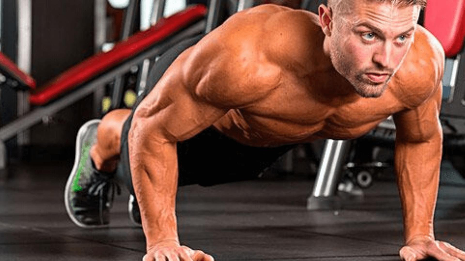 Push-up challenge: 300 pompes par jouren musculation !