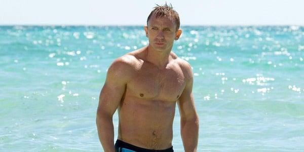 Le programme de musculation de Daniel Craig pour James Bond