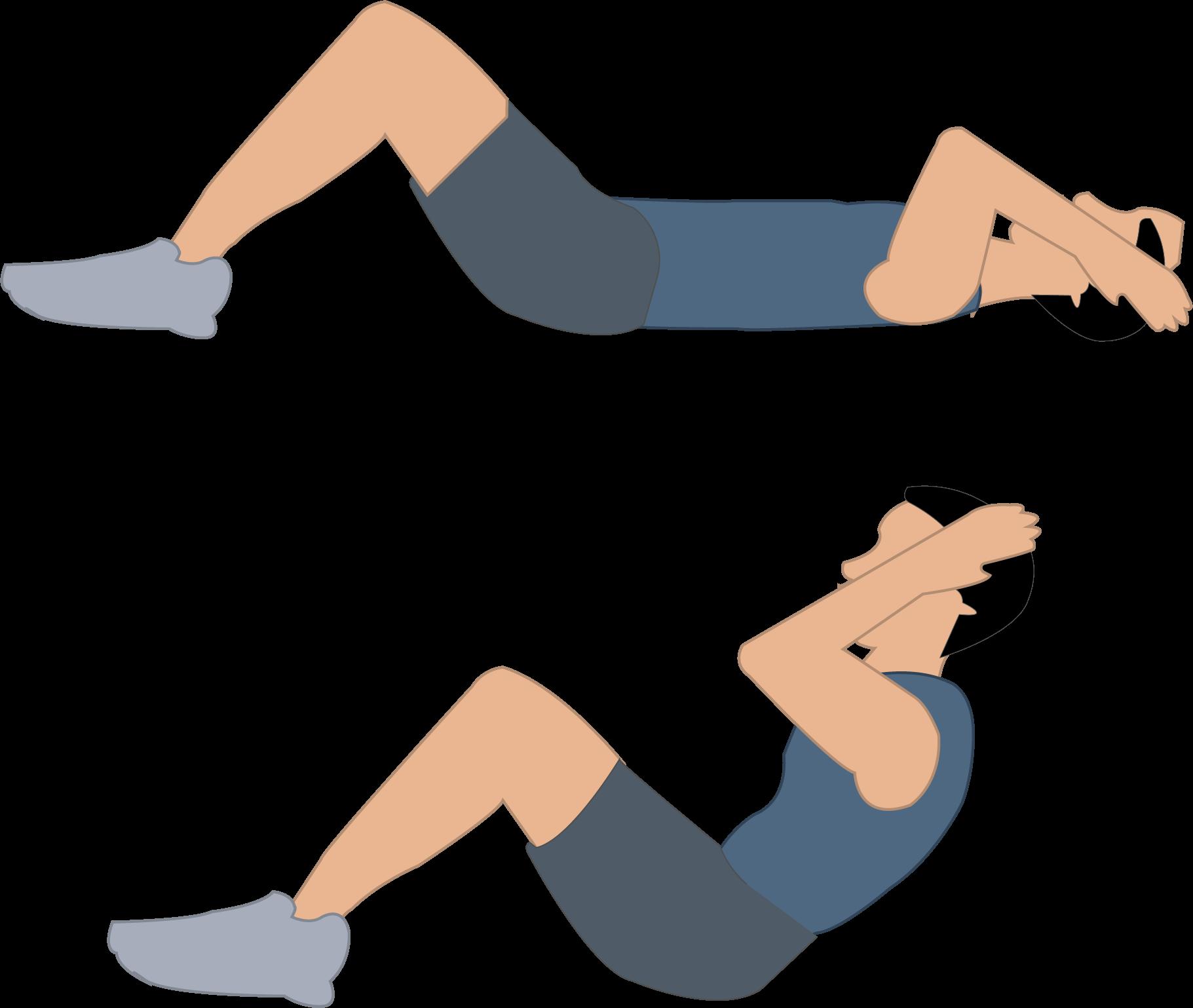 Top 8 des exercices pour faire des abdos avec un ballon de ...