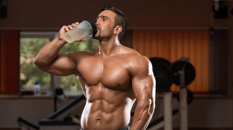 Les gainers musculation prise de masse