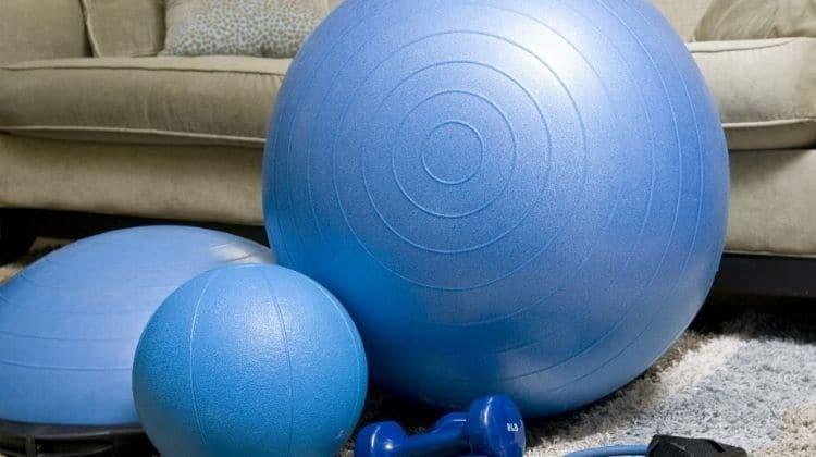 gym ball accessoire sport