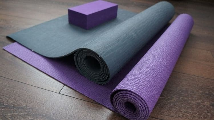 tapis de course yoga pilate