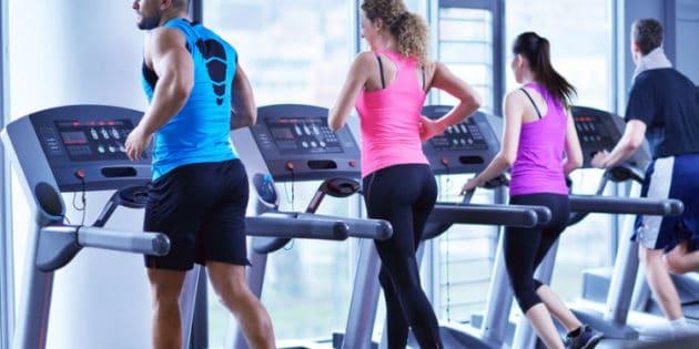 Tapis de course musculation nutrition