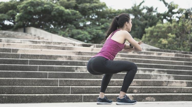 Combien de squat par jour ?