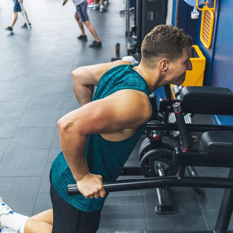 Nicolas Dematteo musculation nutrition