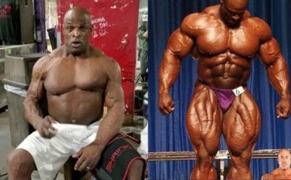 Ronnie Coleman 2020