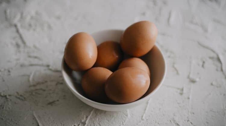 Combien de calories dans un œuf dur ?