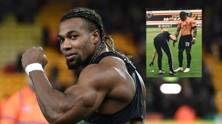 S'entraîner comme Adama Traoré en musculation sans soulever de poids