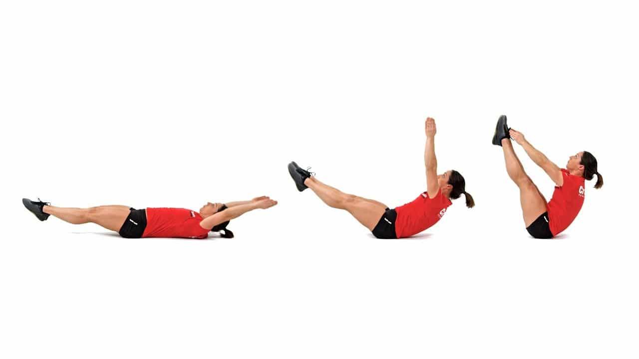 v-up exercice