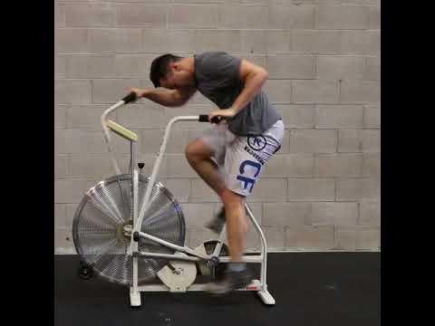 Airdyne Bike Sprin