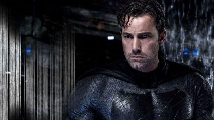 Le programme de musculation de Ben Affleck pour Batman