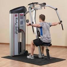 Machine pour deltoïde