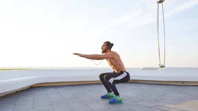 Top 5 des muscles sollicités par les squats