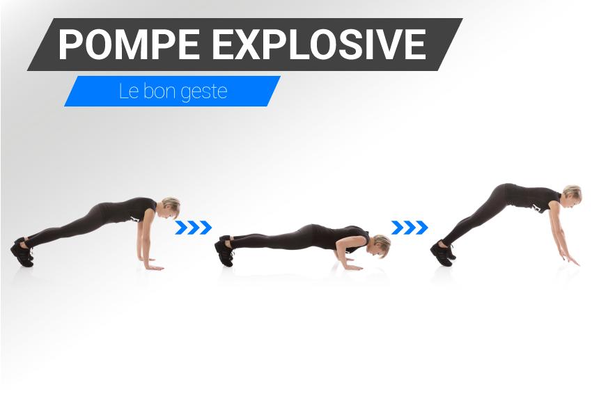 PompeExplosive