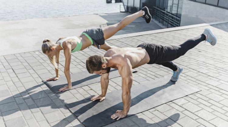6 variantes de pompes pour épaules qui augmentent votre force