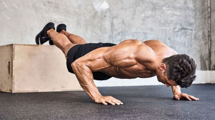 Comment faire une pompe inclinée en musculation ?