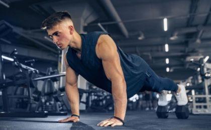 pompes muscles sollicités