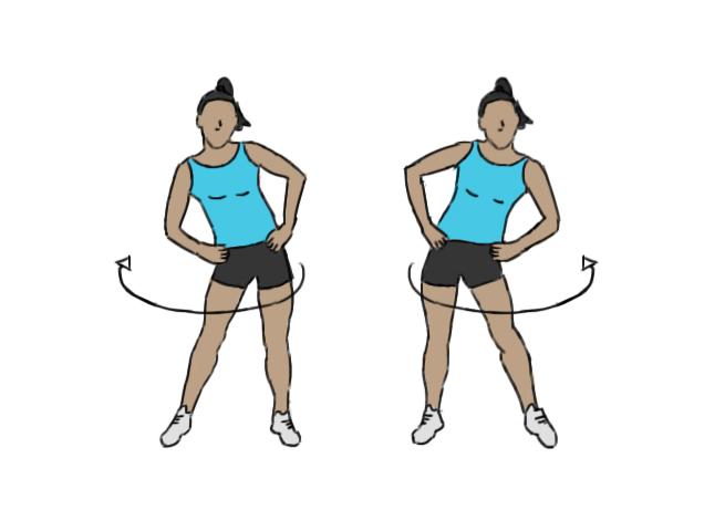 mobilité hanche