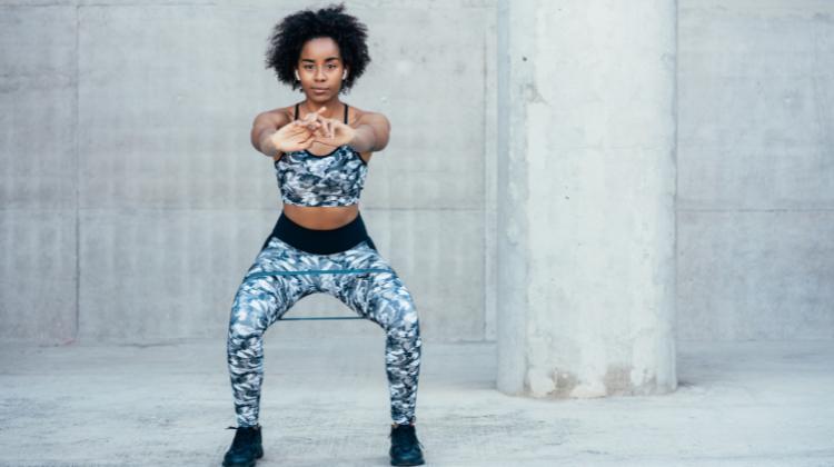 Genou qui craque pendant un squat : Est-ce que c'est grave ?