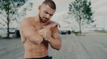 Déchirure Biceps