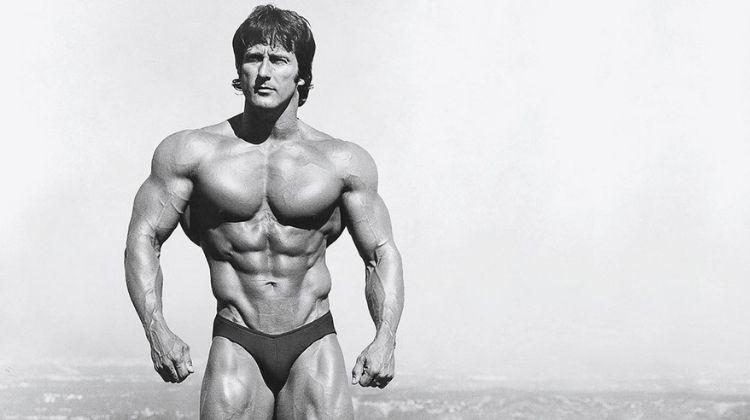 Découvrez la routine d'entraînement de la légende Frank Zane