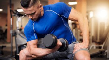 etirement des biceps