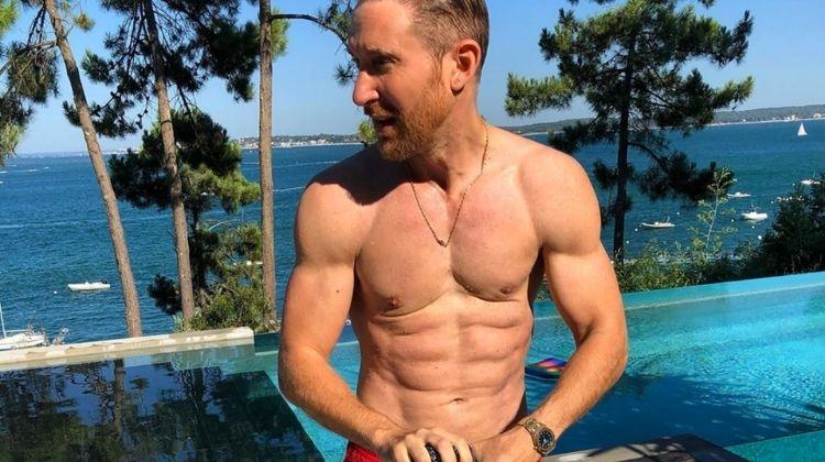 Tout savoir sur la routine de musculation de David Guetta